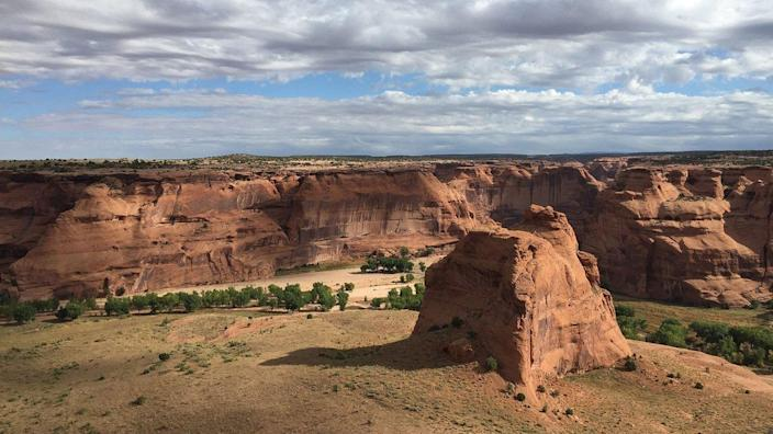 Canyon de Chelly National Monument (