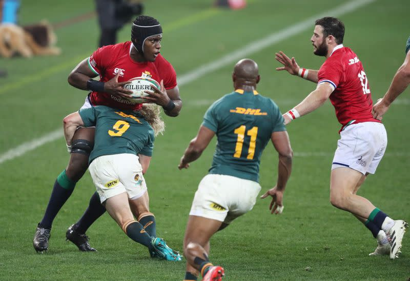 Second Test - South Africa v Britsh and Irish Lions