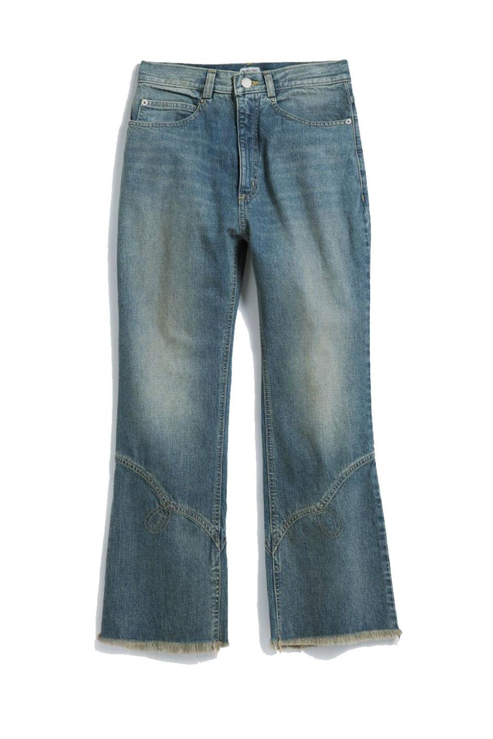 """<p>Western styling for every rodeo you're invited to that is most definitely not your first. </p><p><strong>BUY IT:</strong> Rachel Comey, $94; <a href=""""http://needsupply.com/womens/clothing/denim/humbolt-pant.html"""" rel=""""nofollow noopener"""" target=""""_blank"""" data-ylk=""""slk:needsupply.com"""" class=""""link rapid-noclick-resp"""">needsupply.com</a>.</p>"""