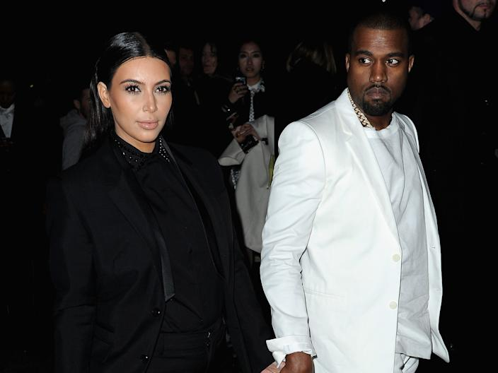 Kim Kardashian West and Kanye West were friends for years before they dated.