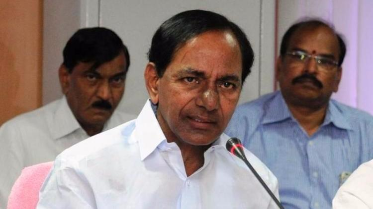 Telangana Chief Minister KC Rao To Work As Coolie For 2 Days