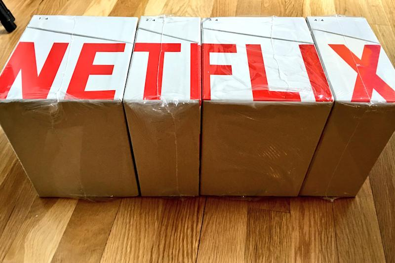 Netflix urges the FCC to nuke data caps imposed by internet service providers