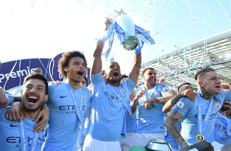 Manchester City were too good for the rest last season. (Credit: Getty Images)