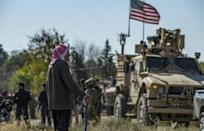 Ankara has also been angry at US support for Syrian Kurds