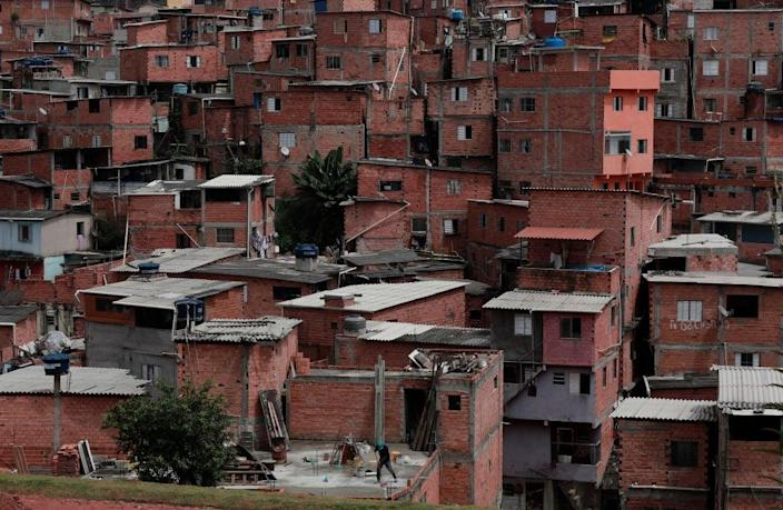 Paraisopolis – the second largest favela in Sao Paulo (Getty Images)