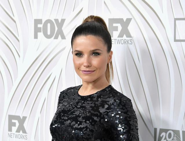 Sophia Bush attends attends an Emmy Awards after-party. (Photo: Neilson Barnard/Getty Images)