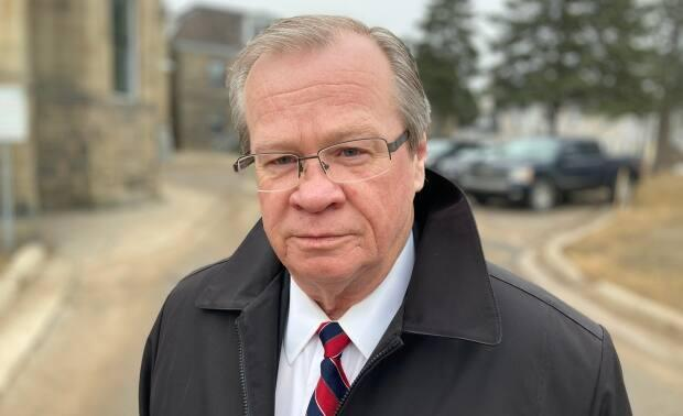 Former health minister Ted Flemming said in June 2020 letter that changes to the policy for diagnostic tests and laboratory tests were being made to 'ensure publicly funded health resources are both utilized appropriately and applied equitably.'