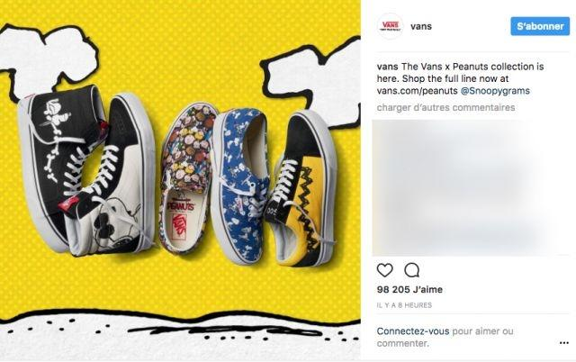 aa6c12bb07 Vans drops new Snoopy sneaker collab
