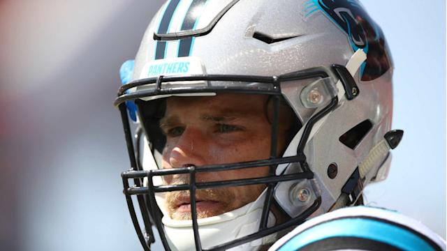 After joining the team in 2011, 34-year-old Greg Olsen has parted company with the Carolina Panthers.