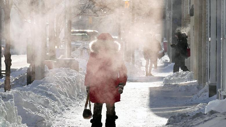 Extreme cold warning in effect for most of New Brunswick
