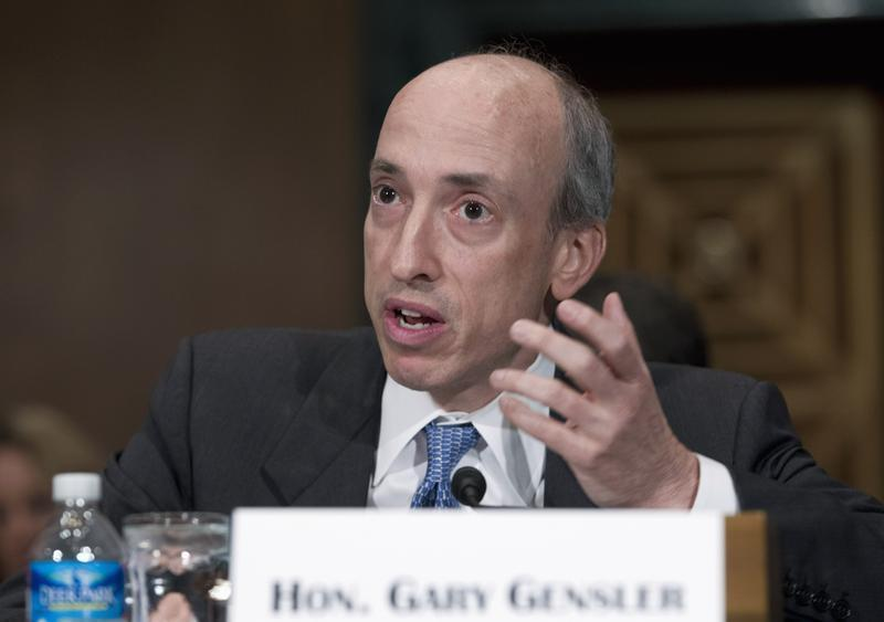 Commodity Futures Trading Commission Chair Gensler testifies at Senate Banking, Housing and Urban Affairs Committee hearing on Capitol Hill