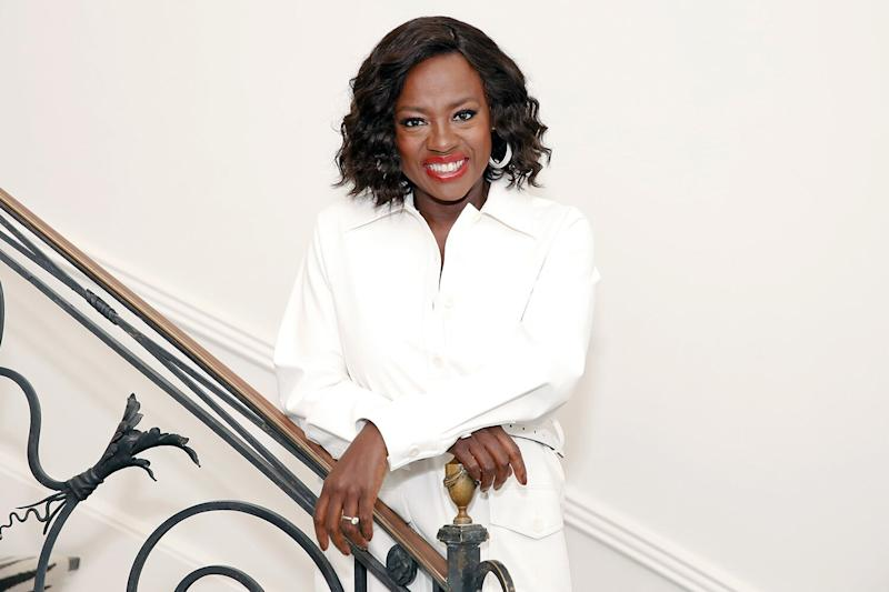 Viola Davis Buys Former Plantation She Was Born On for Her Birthday