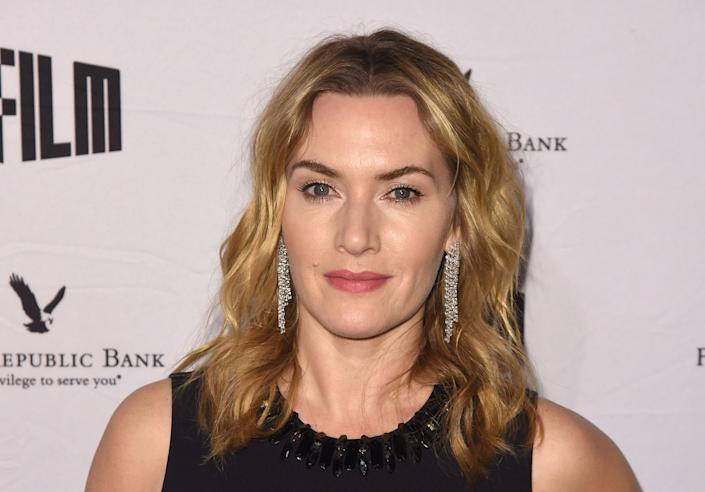 Kate Winslet is speaking out on the focus on her weight as a young star, and her regret about working with Woody Allen and Roman Polanski. (Photo: C Flanigan/Getty Images)
