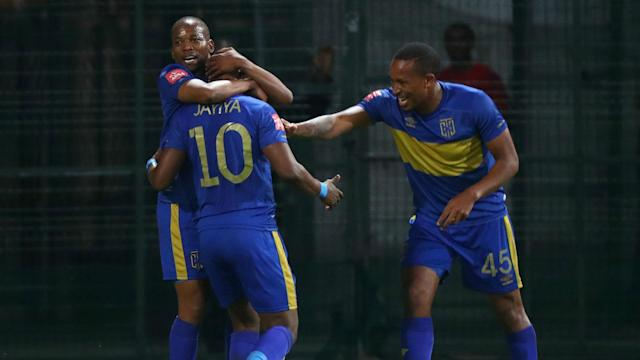 Benni McCarthy's brought in another defender for the 2017-18 season