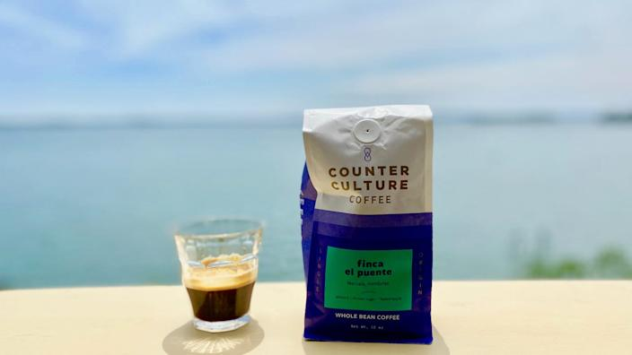 Counter Culture is our favorite coffee subscription box.