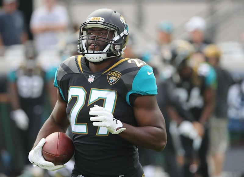 Leonard Fournette out of practice again on Thursday