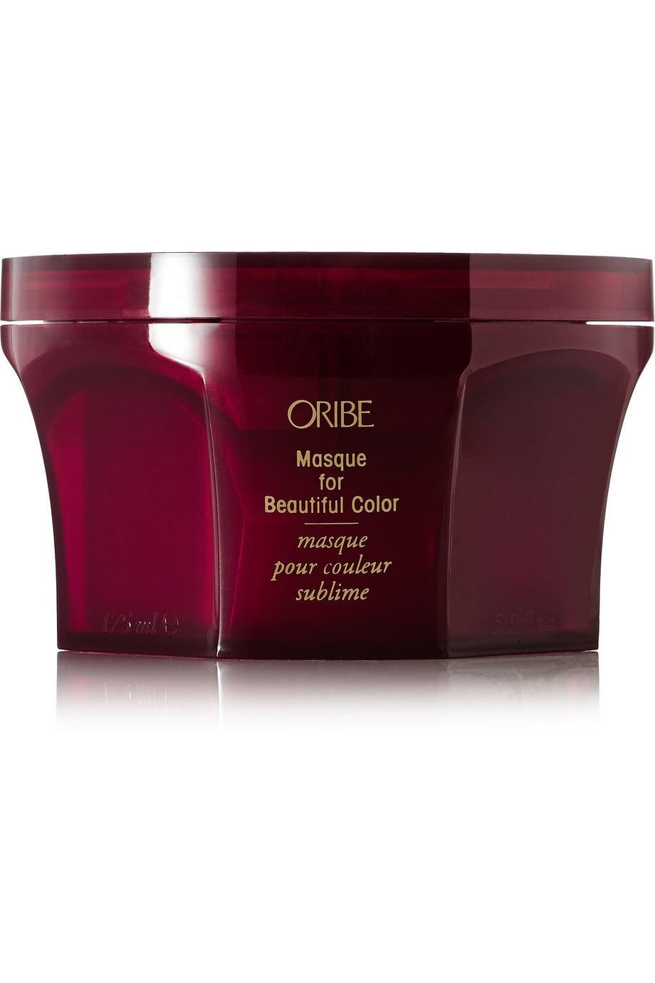<p>If you style and color your hair, try treating your damaged tresses with this <span>Oribe Masque For Beautiful Color</span> ($63). It is made with watermelon extract and wild mango butter, which help to hydrate and strengthen your hair.</p>