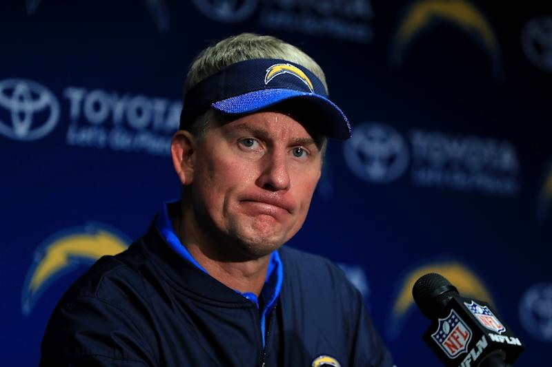 Chargers Axe Mccoy 49ers Fire Kelly After Defeats