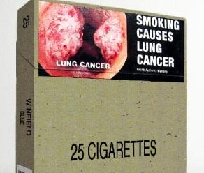 Plain packs prompt more to quit