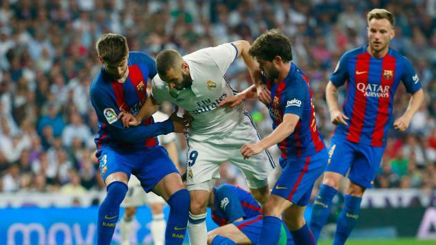 <p>Real Madrid v Barcelona: El Clasico XIs compared</p>