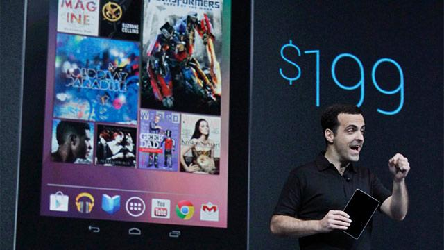 Google Expected to Release New Nexus 7 Tablet, Android 4.3 Next Week