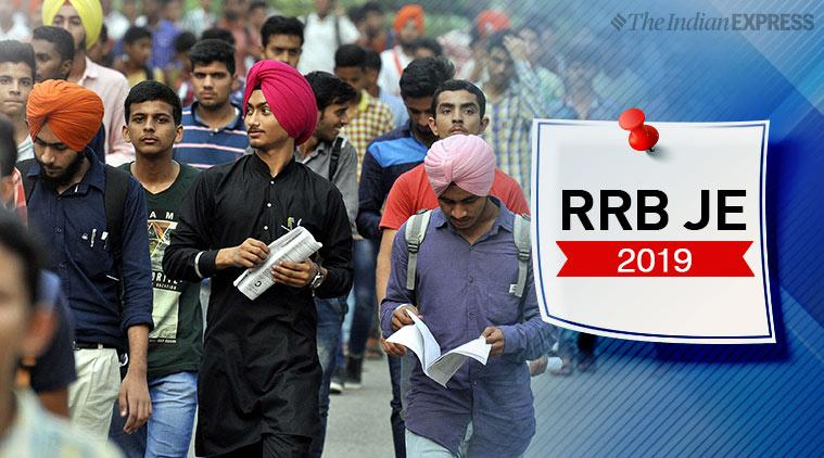 rrb je, rrb je admit card, rrb je admit card 2019, rrb je admit card download, rrb je admit card cbt 1, sarkari result, rrb je exam date, rrb je exam city, rrb je exam center, rrb je exam pattern