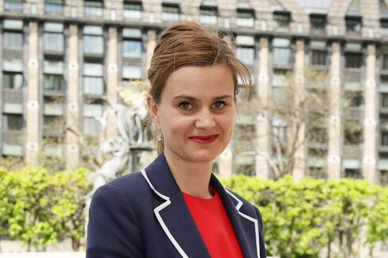 Labour MP Jo Cox was killed in June 2016: Yui Mok/PA