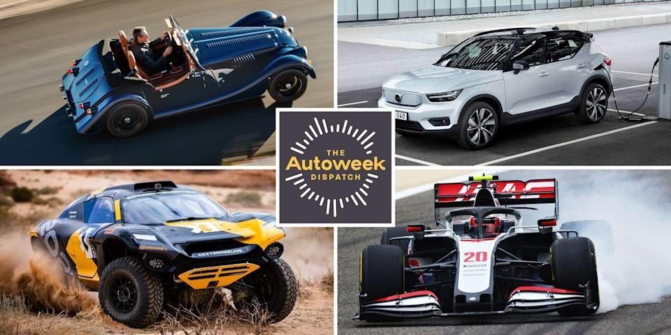Photo credit: Autoweek/Morgan/Volvo/Extreme E/Getty Images
