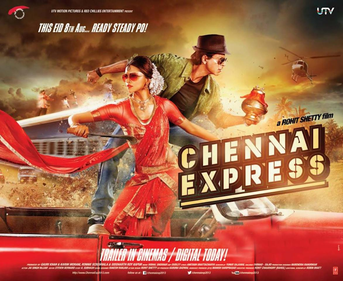 <p>Starring Shah Rukh Khan and Deepika Padukone, the film broke several box office records in India and abroad. As of March 2018, it is the eleventh-highest-grossing Bollywood film worldwide. The film's final worldwide gross was ₹423 crore (US$72.31 million) </p>