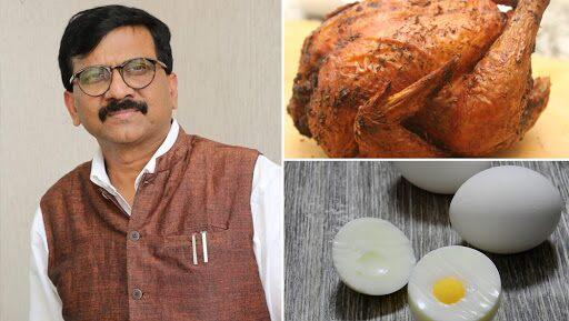 Ayurvedic Chicken And Eggs Should Be Declared Vegetarian, Says Sanjay Raut of Shiv Sena; Netizens Have Hilarious Reactions And Suggestions