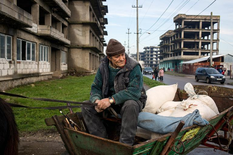 The city of Zimnicea symbolises the fortunes of the EU's second poorest country as it has tried to rebuild since dictator Nicolae Ceausescu was killed by a firing squad on December 25, 1989