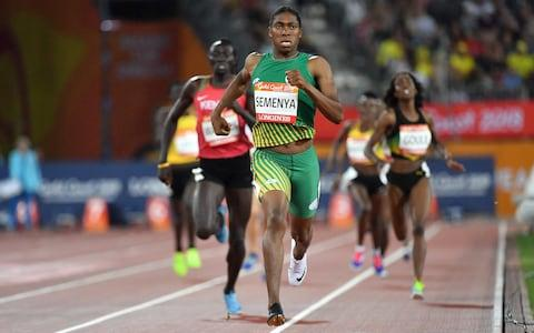 The beginning of the end? Caster Semenya prepared for final season before controversial rule set to halt her domination