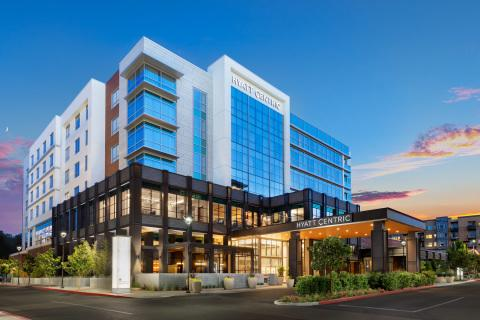 Hyatt Centric Brand Expands in California With Opening of Hyatt Centric Mountain View in Silicon Valley