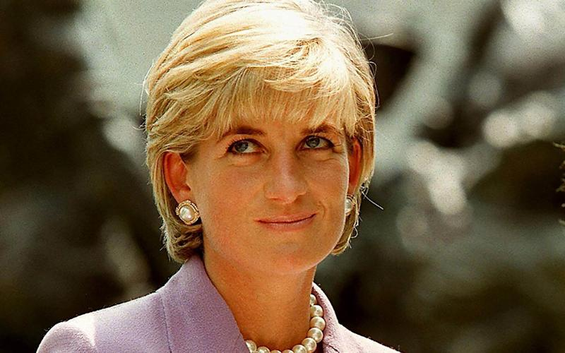 Some 57 per cent of 'yellow vests' in France are convinced that the death of Diana, Princess of Wales, was a 'masked murder' - AFP