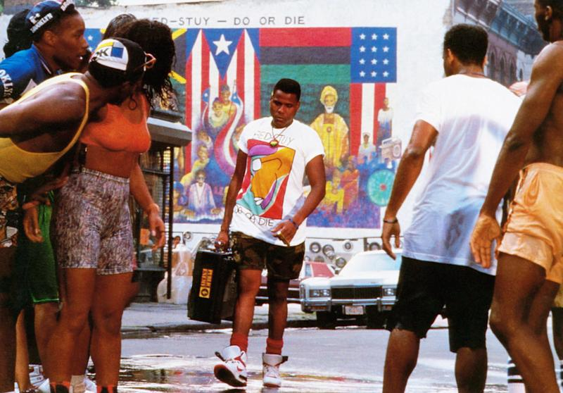 Bill Nunn as Radio Raheem in 'Do the Right Thing' (Photo: Universal/Courtesy Everett Collection)