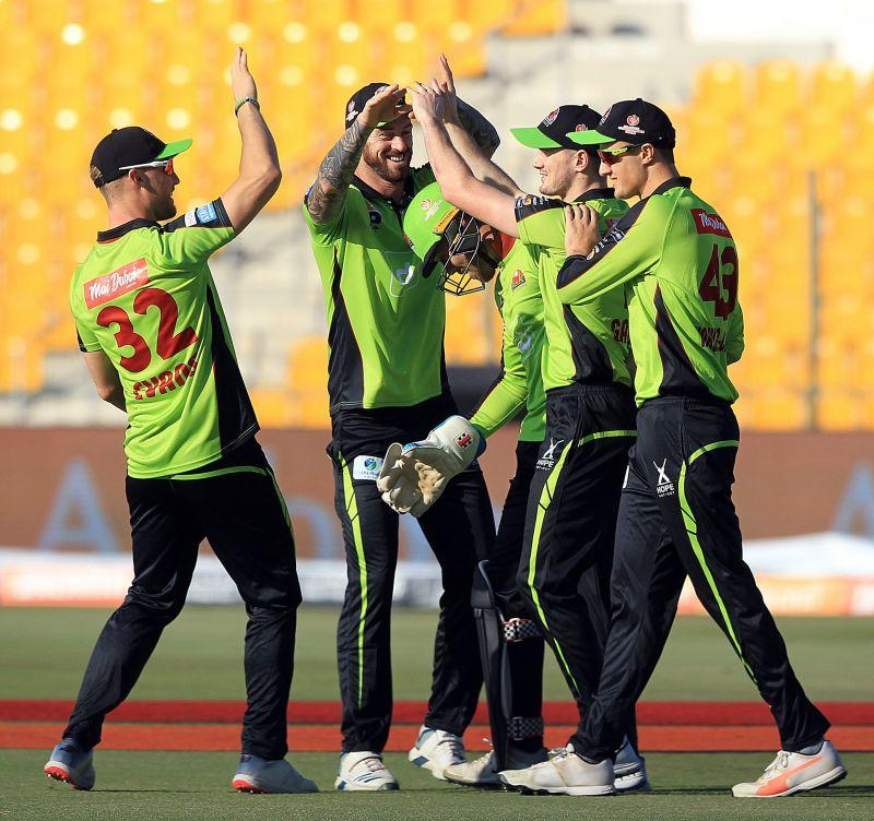 Can the Qalandars seal their place in the final?