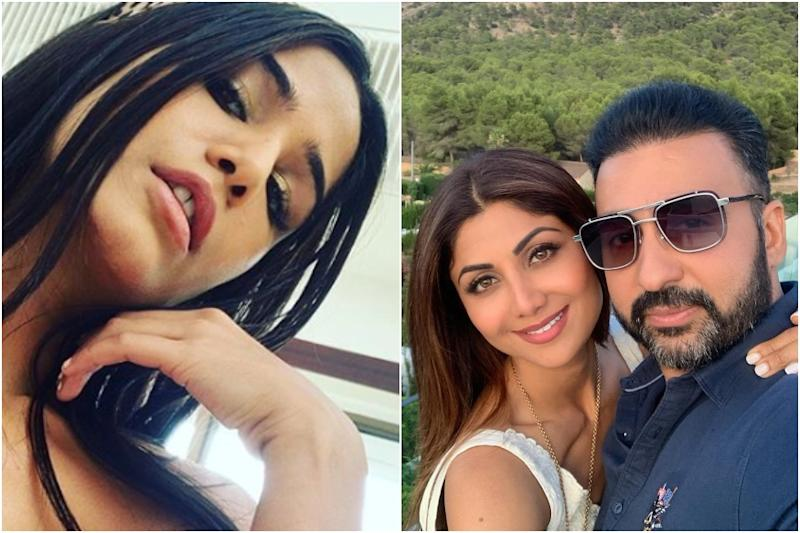 Poonam Pandey in an Ugly Legal Battle with Shilpa Shetty's Husband Raj Kundra, Case Reaches High Court