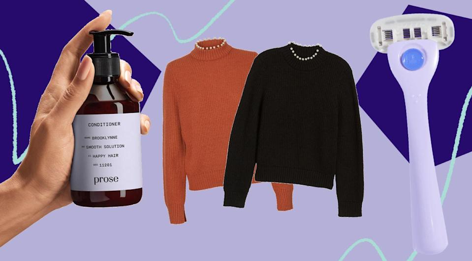These are the useful, practical and sometimes splurgy finds that our shopping editors would recommend this month. (HuffPost)