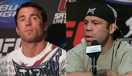 Wanderlei Silva vs. Chael Sonnen Signed for May 31 UFC Card in São Paulo, Brazil