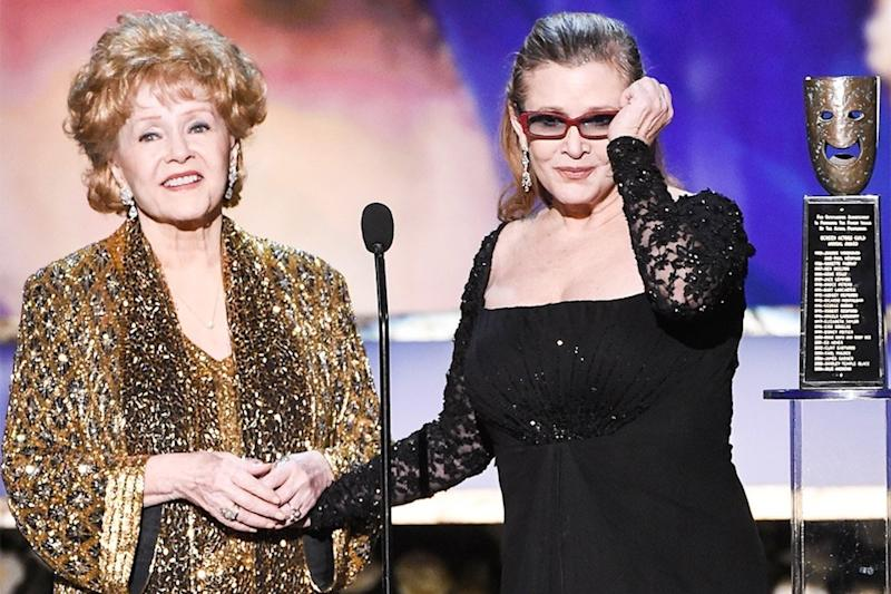 All the Stars Were Out at Debbie Reynolds and Carrie Fisher's Public Memorial