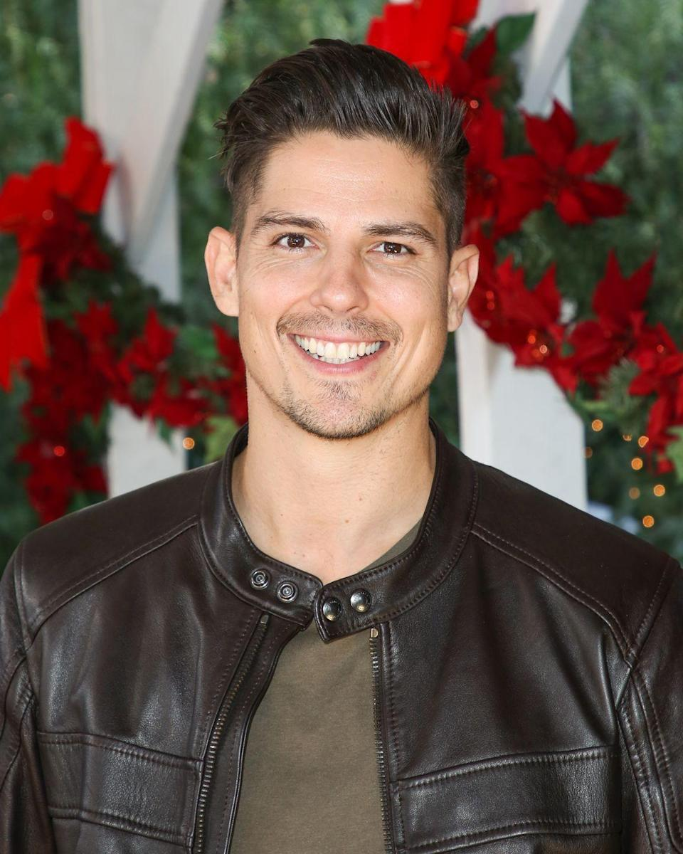 <p>Faris later starred, and caused some major drama, in <em>Pretty Little Liars </em>as Gabriel Holbrook. He's also been in a ton of holiday Hallmark movies...if you were looking for a reason to watch one. </p>