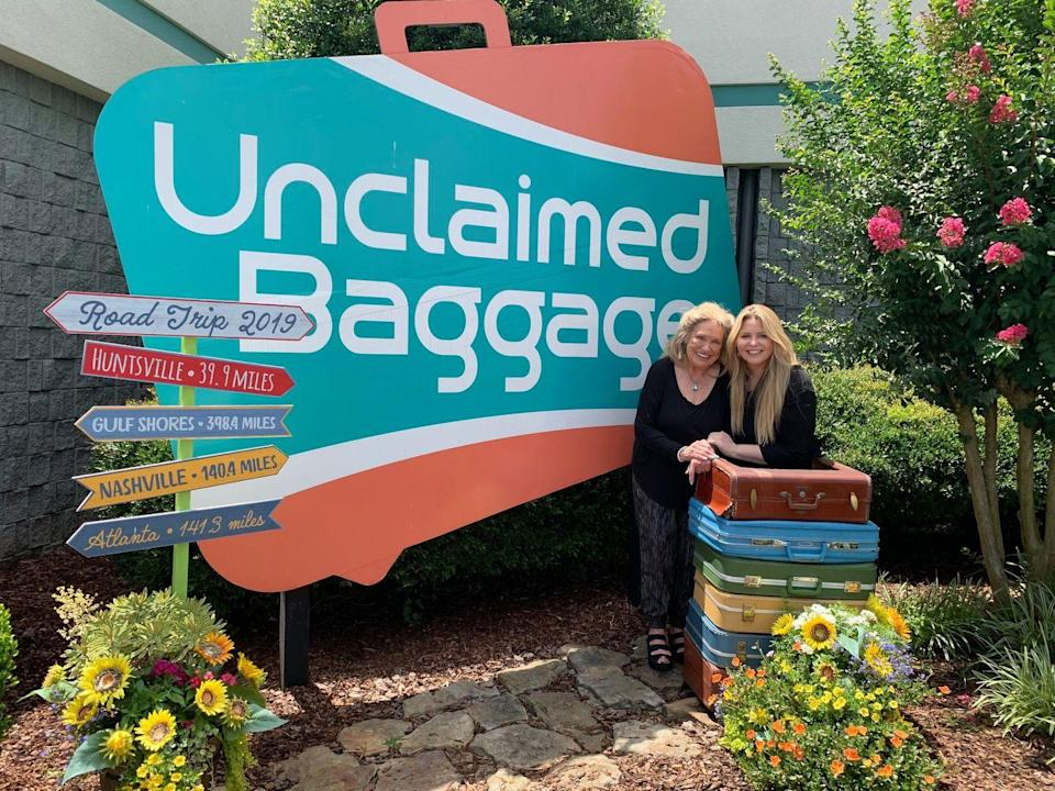 """<p><strong>Unclaimed Baggage</strong></p><p><a href=""""https://www.unclaimedbaggage.com/"""" rel=""""nofollow noopener"""" target=""""_blank"""" data-ylk=""""slk:The Unclaimed Baggage Center"""" class=""""link rapid-noclick-resp"""">The Unclaimed Baggage Center</a> in Scottsboro, Alabama, is exactly how it sounds—a thrift shop filled with items from lost baggage after the waiting period expired to claim it. What started as a part time business in 1970 has grown to a store the size of a full city block with more than 7,000 new items added every day. There have been some unique items including: a full suit of armor, gemstones, and even a live rattlesnake. If you're not planning a trip to Alabama soon, good news! You can now <a href=""""http://www.countryliving.com/shopping/a33140808/unclaimed-baggage-offering-online-shopping/"""" rel=""""nofollow noopener"""" target=""""_blank"""" data-ylk=""""slk:shop online"""" class=""""link rapid-noclick-resp"""">shop online</a>. </p>"""