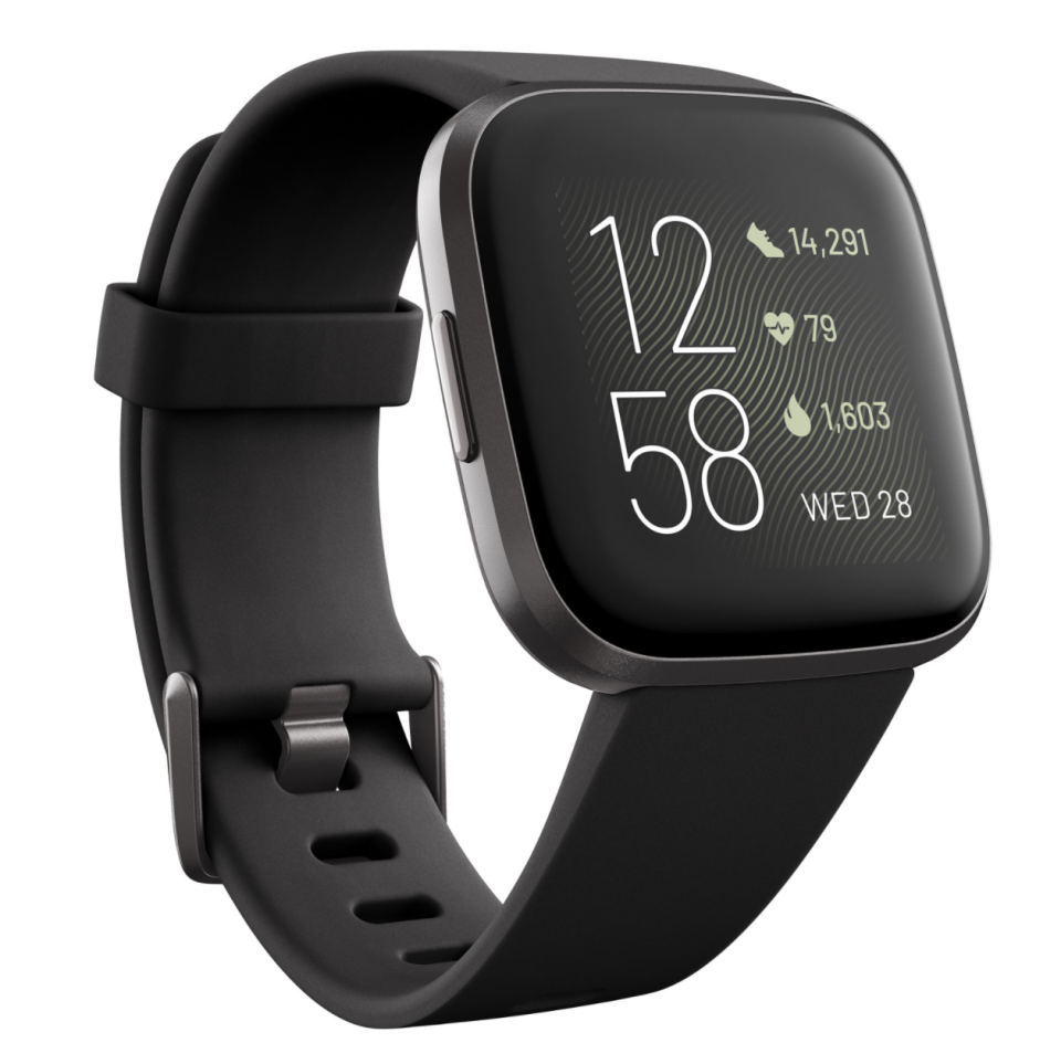 Fitbit Versa 2 (Photo via Best Buy Canada)