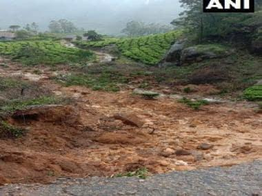Toll in Kerala landslide rises to 9, 57 missing; 12 people rescued so far, admitted in Munnar hospital