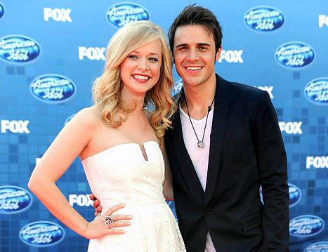 Kris Allen, Wife Katy O'Connell Welcome Baby Boy Oliver Neil!