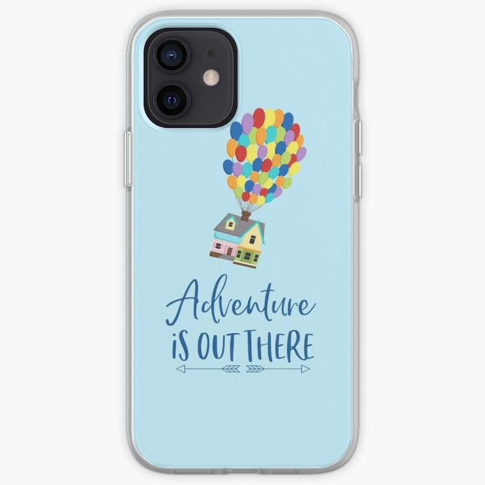 <p>The <span>'Adventure is Out There' Case</span> ($21) will remind you to live life to the fullest!</p>