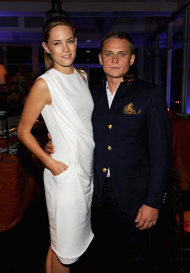 "<a href=""http://movies.yahoo.com/movie/contributor/1809691624"">Cody Horn</a> and <a href=""http://movies.yahoo.com/movie/contributor/1810169821"">Billy Magnussen</a> at the New York City premiere of <a href=""http://movies.yahoo.com/movie/1810126237/info"">Life as We Know It</a> on September 30, 2010."