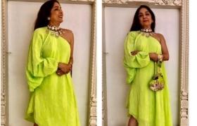 Neena Gupta ditches gown, heels, and opt for sneakers at IIFA 2019