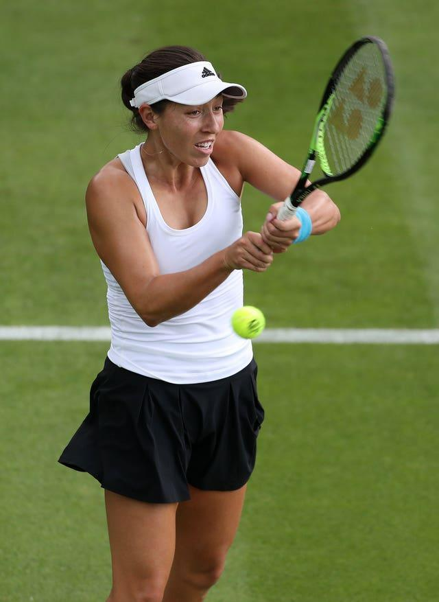 Jessica Pegula has rocketed up the rankings
