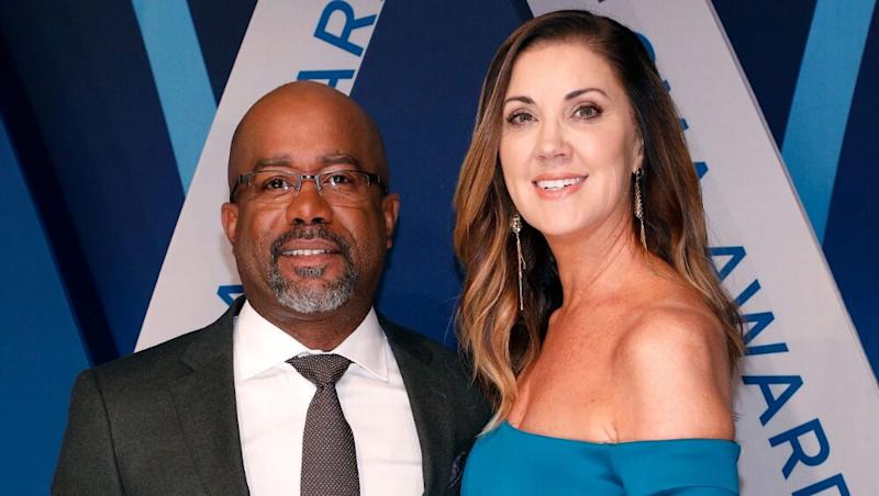 Darius Rucker And Beth Leonard Announce Separation Ending Their Marriage of 20 Years